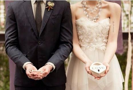 свадебный замок: фото