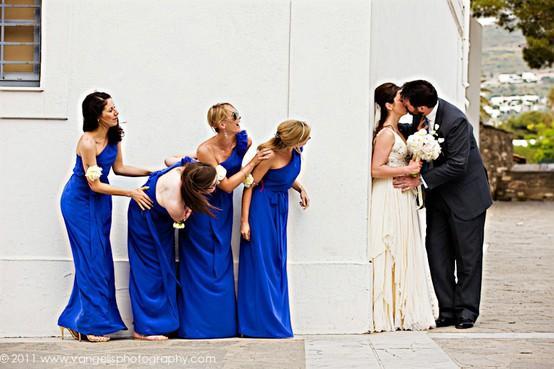 свадебные идеи фото с подружками невесты