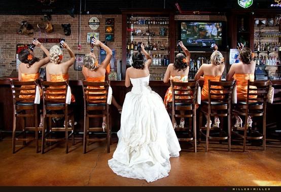 веселая идеи фото с подружками невесты
