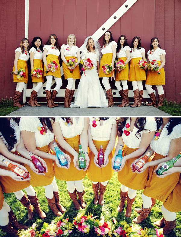 идеи фотосессии с подружками невесты