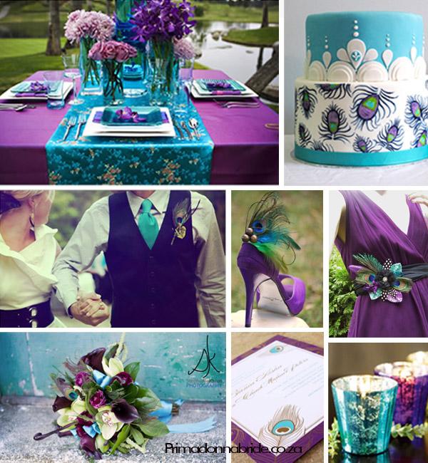 свадьба Павлины:  декор