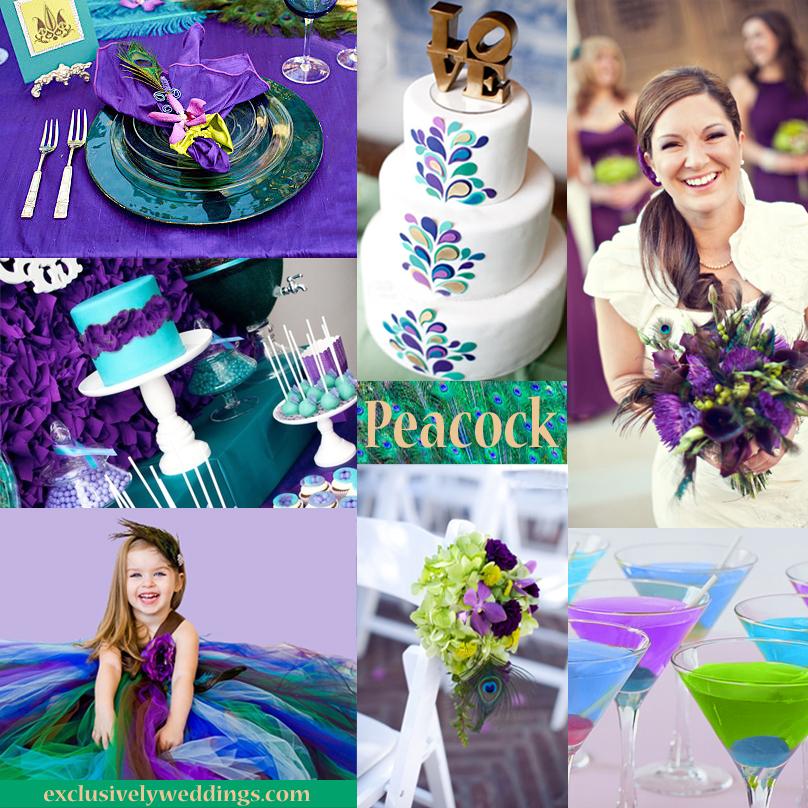свадьба Павлины: невеста и декор