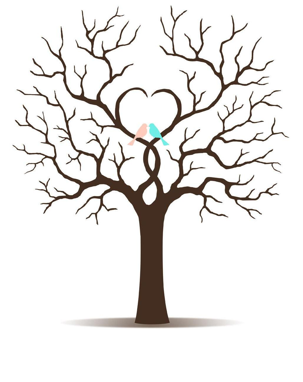 Wedding tree
