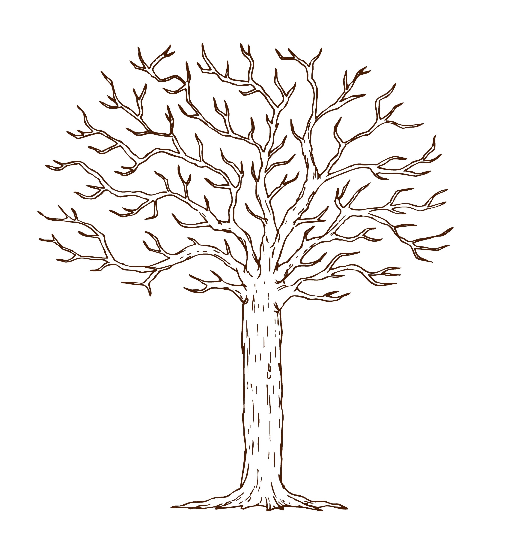 Шаблон дерева желаний скачать