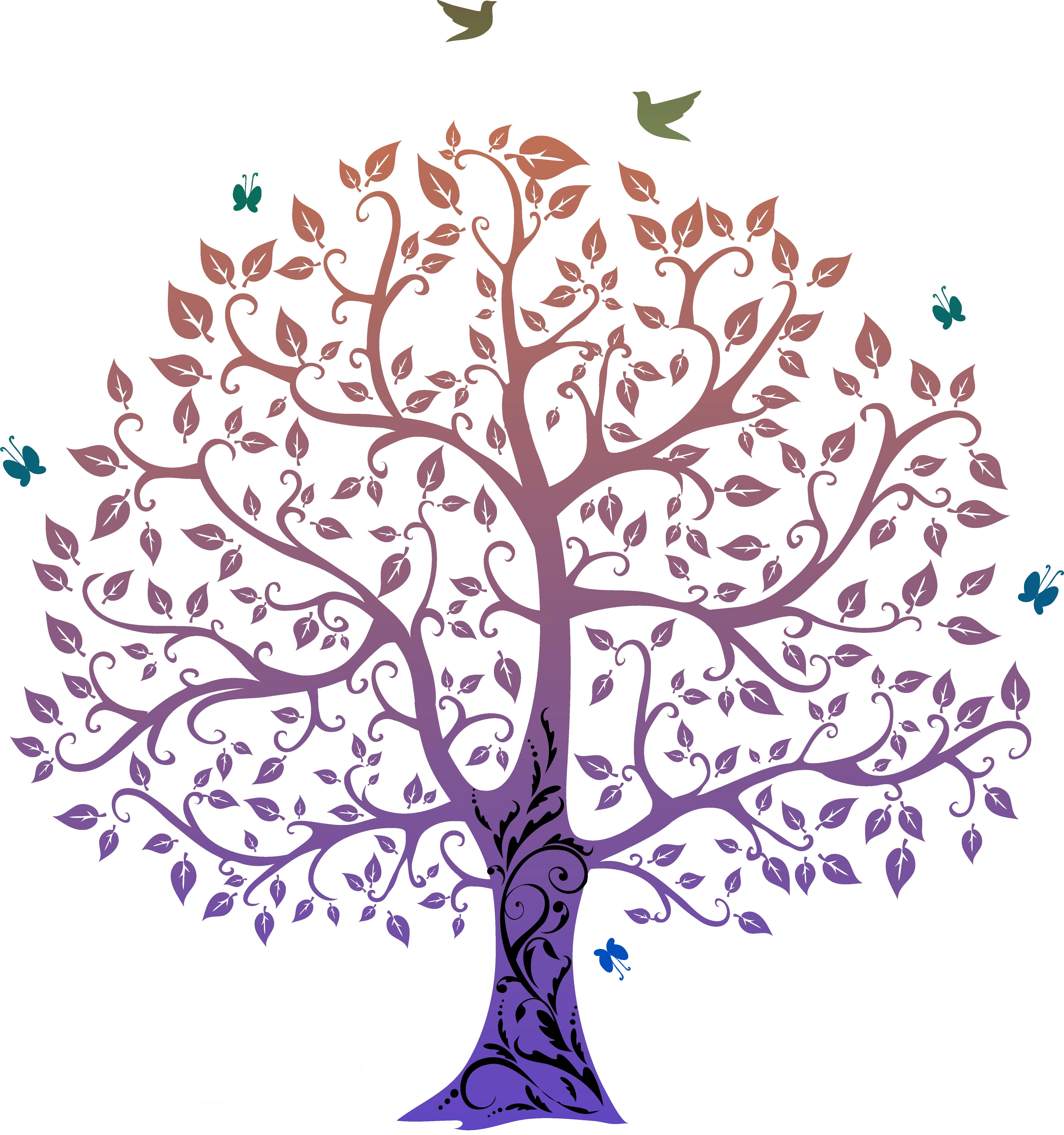 свадебное дерево: как сделать своими руками