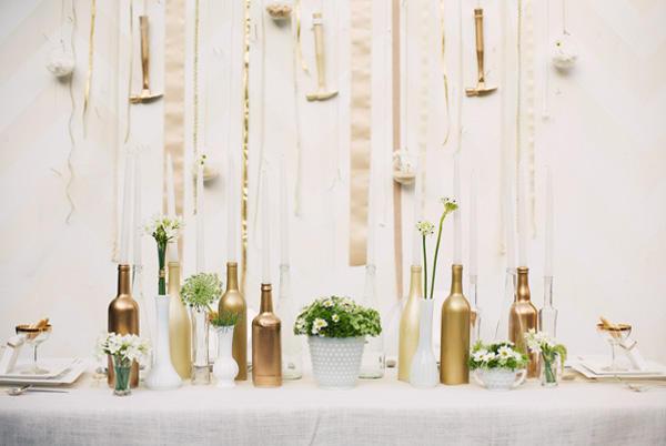 вазы на свадьбу своими руками