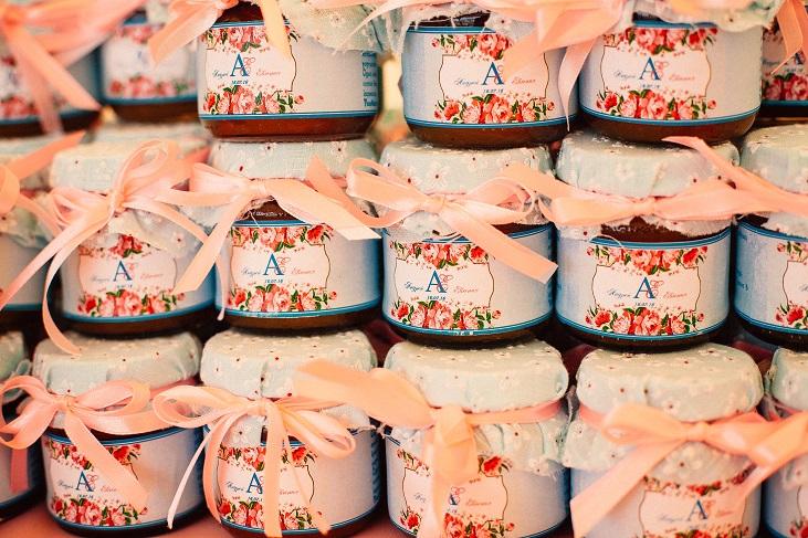 Мед на свадьбу для гостей своими руками 45